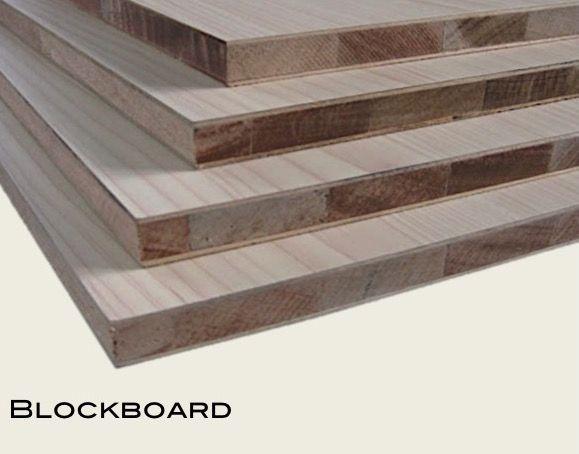 Blockboard Original Surface 15mm To 25mm Sen Wan Group